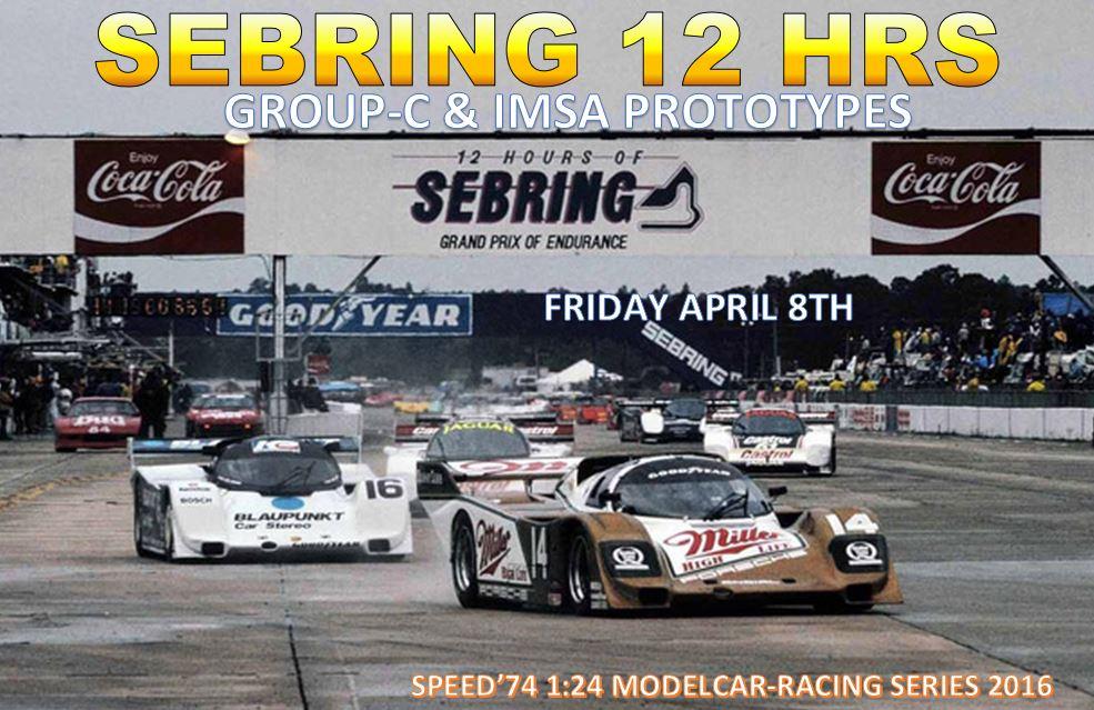 Sebring 12 hrs