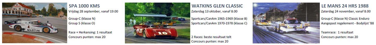 3 races
